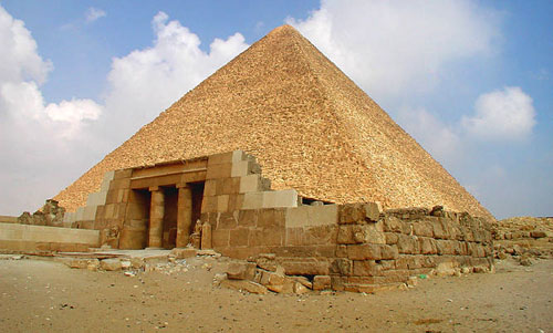 great pyramid hufu