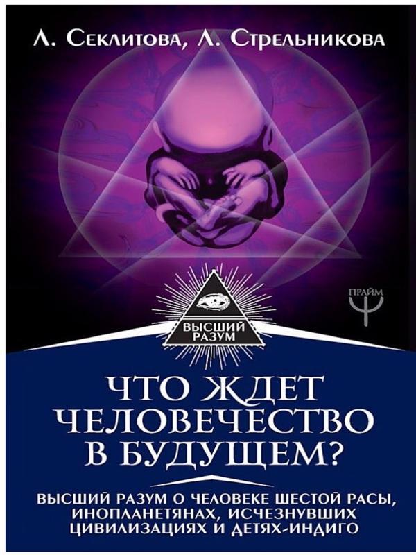 Что ждет человечество в будущем? Высший разум о человеке шестой расы, инопланетянах, исчезнувших цивилизациях и детях-индиго - Секлитова Л.