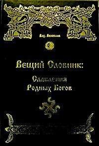 Книга волховских толкований - Волхв Велеслав