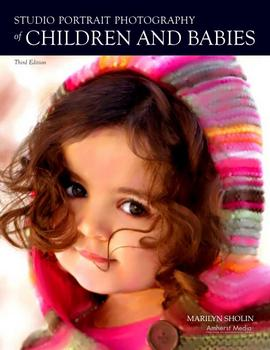 Студийный детский портрет, 3-е изд. - Шолин М.