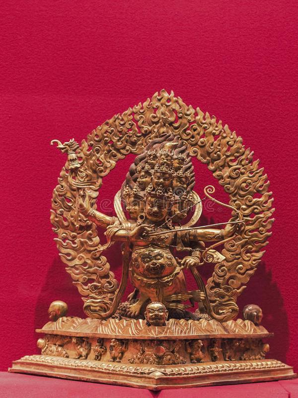 Буддийские сокровища - Автор неизвестен
